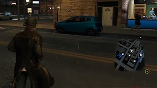 Watch Dogs PS3 Gameplay First Look Preview (HD)