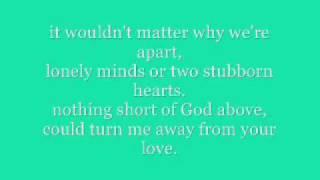 No Place That Far By Sara Evans Lyrics.