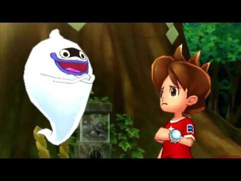 Yo-Kai Watch 3DS - English Opening (1080p)