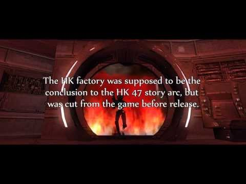 KotOR 2 - the Sith Lords, TSLRCM 1.8.1, HK Factory, full