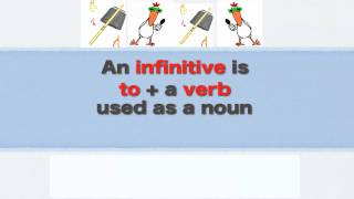 Infinitives Song