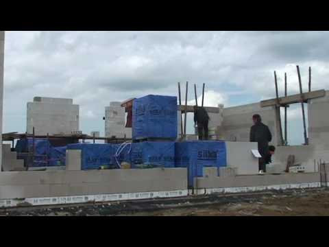 Budowa domu pasywnego - Silka