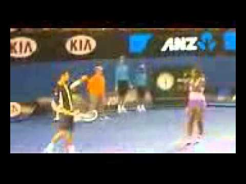 2014 Wimbledon Serena Williams Vs Alize Cornet [Full Hd] - Serena Williams