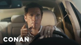 Matthew McConaughey for Lincoln Automotive: Walking Hand in Hand into Extincion
