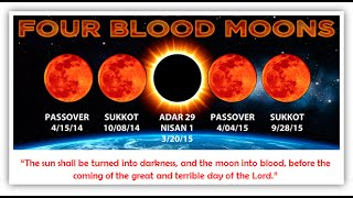 End Times News Update Eclipse Lunar September 28th 2015
