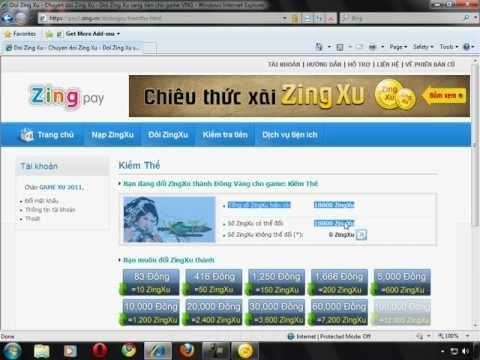 Hack XU 2011, Hack Gunny 2.6, Hack Zing Play, hack xu Gunny 2.6, Vo lam 2, Boom, hack xu gunny free