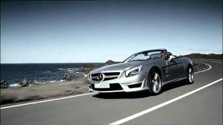 Sport-Ouvert�re: Aufgefrischte Mercedes SL-Klasse im Test videos