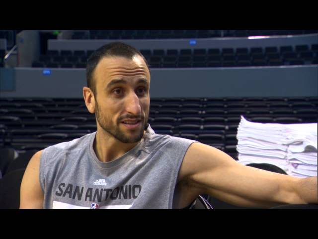 The Spurs Reflect the NBA's Global Initiatives on NBA Inside Stuff