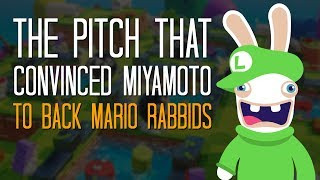 The pitch that convinced Miyamoto to back Mario Rabbids - Here's A Thing