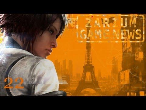 Игровое видео: ZG News. Выпуск 22 (20.08.2012) - Посвящается Gamescom