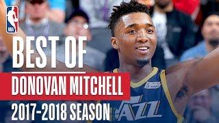 Donovan Mitchell's Best Plays of the 2017-2018 NBA Regular Season