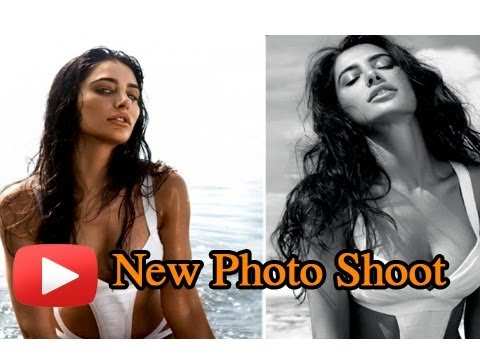 Hot Nargis Fakhri Sexy Swimsuit Photo Shoot For A Cover- PICTURES