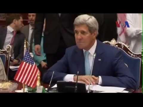 Mỹ vận động các nước Ả-rập liên minh chống Nhà nước Hồi giáo