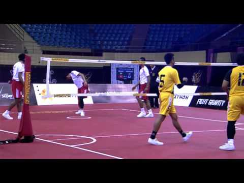 ISTAF SuperSeries INDIA 2013/14: Men's Group C Brunei Vs Indonesia
