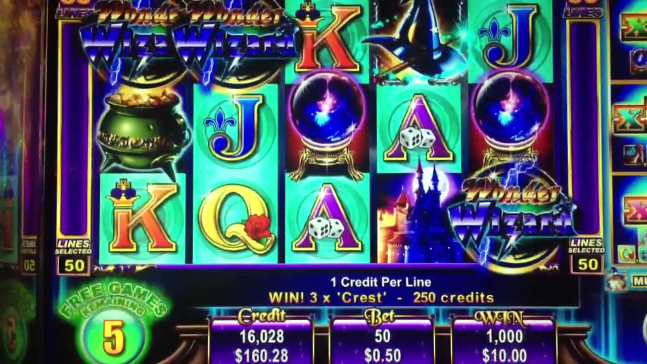 best online bonus casino the gaming wizard