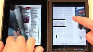 Kobo Arc VS Kindle Fire HD 7