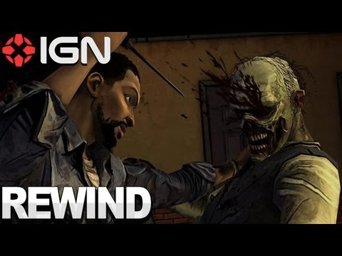 The Walking Dead: The Game Trailer - IGN Rewind Theater