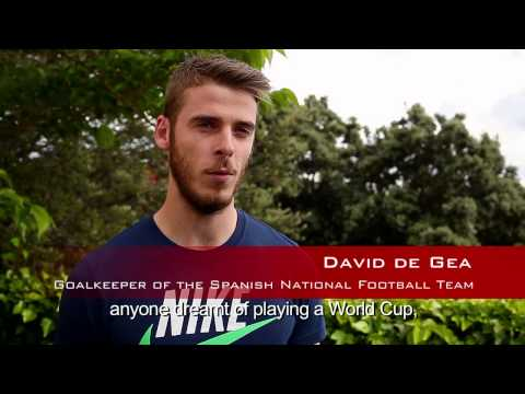 DAVID DE GEA, ANOTHER DREAM COMES TRUE
