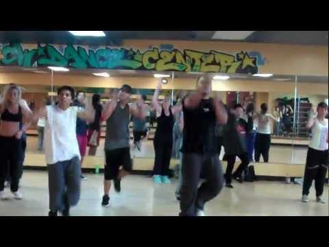 "Chris Urteaga Hip Hop Choreography: Far East Movement ""Turn Up The Love"""