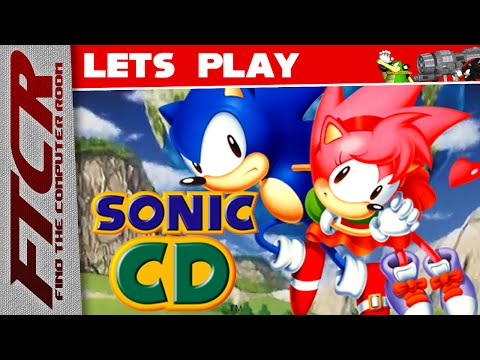 "Sonic CD - Part 1: ""Today, The Bad Future Begins!"""