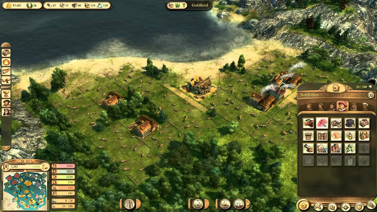 anno 1404 how to get sultan quest