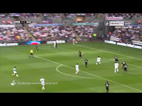 Swansea City Video: Swansea City v Malmo - Highlights