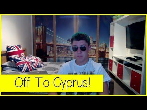 Vlog #2 - Off To Cyprus!