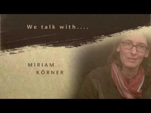 Lit Happens w/ guest Miriam Körner