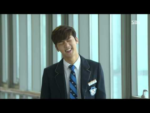 The heirs (Lee Min Ho, Park Sin Hae) Ep.14 review #15(5)