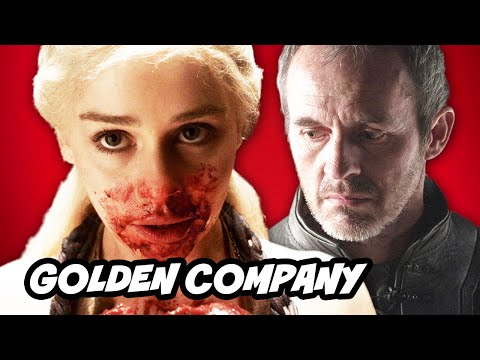 Game Of Thrones Season 5 - The Golden Company Explained
