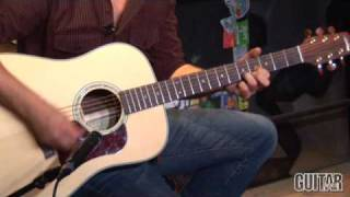 Walden Natura Series D710 Dreadnought Acoustic