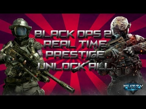 HACK | BO2 - RTE : Prestiges Changer, Max Level, Unlock all.