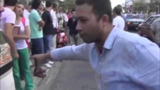 Manisa'da kaza anı kameralarda