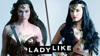 We Transformed Into Superheroes! • Ladylike