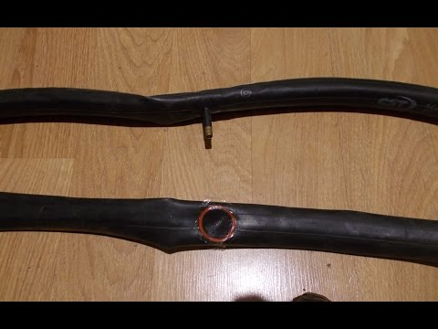 Как заклеить, правильно клеить камеру велосипеда, 1 бар = 0,986 атм.