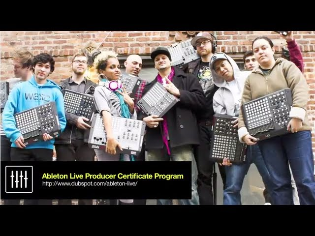 Ableton Live Producer Program @ Dubspot - Course Reviews / Student Experience!
