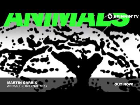Martin Garrix  Animals Original Mix