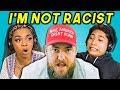 TEENS REACT TO I M NOT RACIST
