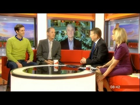The Cereal Killers Team On British Breakfast TV