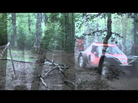 Rallye des Cîmes, dans les Pyrénées en Haute-Soule