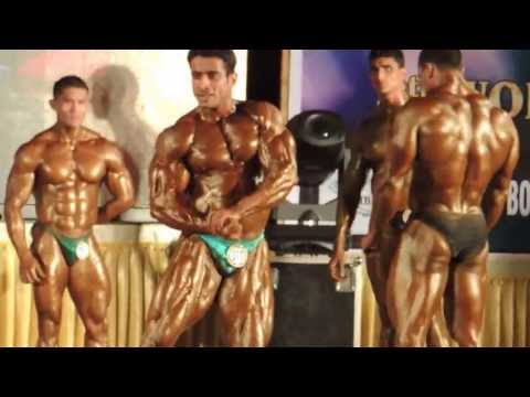 Suhas Khamkar Mr india 2013