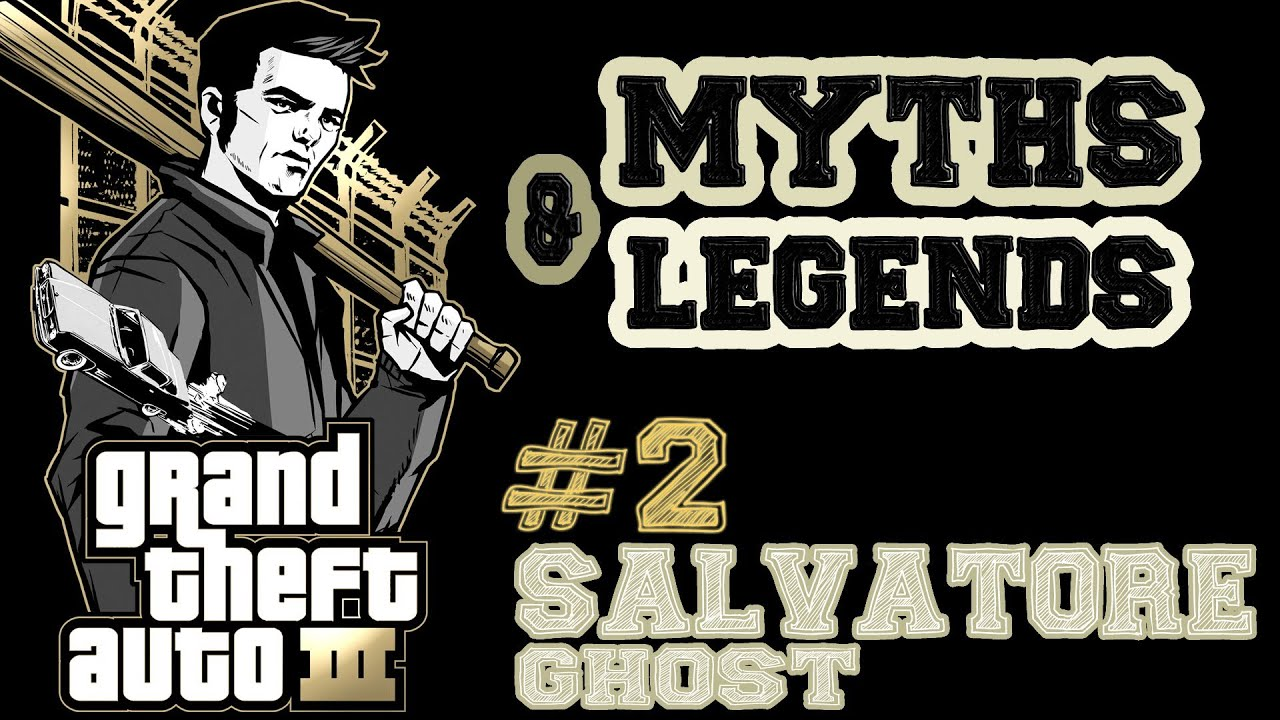 ghost legends and myths