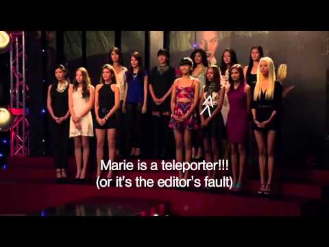 Asia's Next Top Model Cycle 2 : Funny Clips