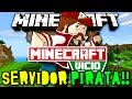 MINECRAFT VICIO - SERVIDOR PIRATA E ORIGINAL! - MINECRAFT