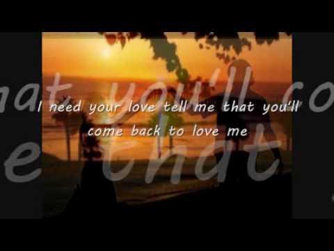 I Need Your Love -  Krista Ranillo & Jinkee Pacquiao