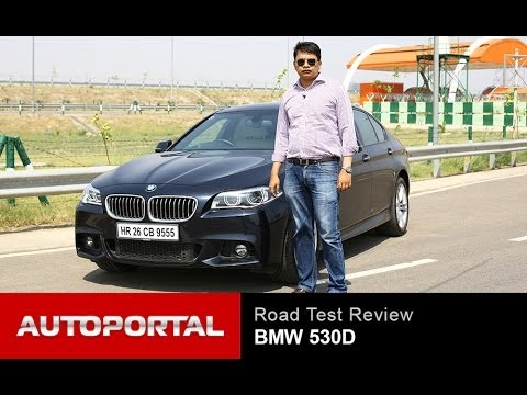 BMW 5-Series 530D Review