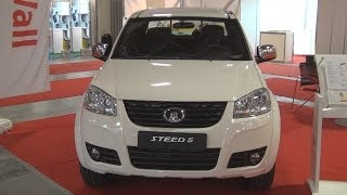 Great Wall STEED 5 MT 4x4 2.4 Petrol 122 hp Exterior and Int...
