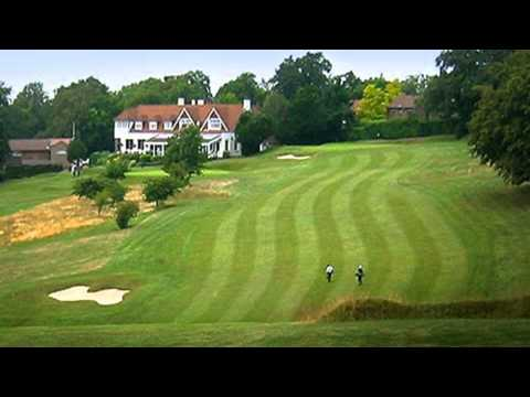 North Downs golf club Caterham Surrey