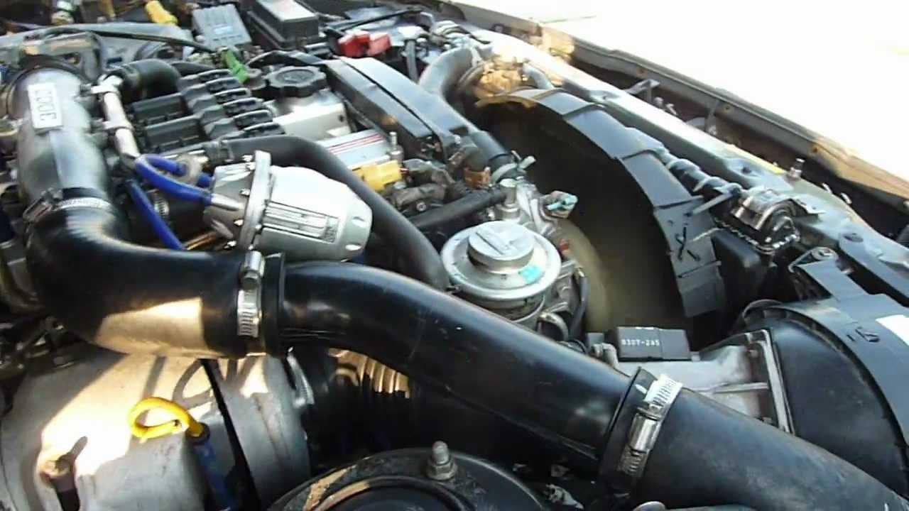 1988 toyota supra mkiii 7m gte engine sound
