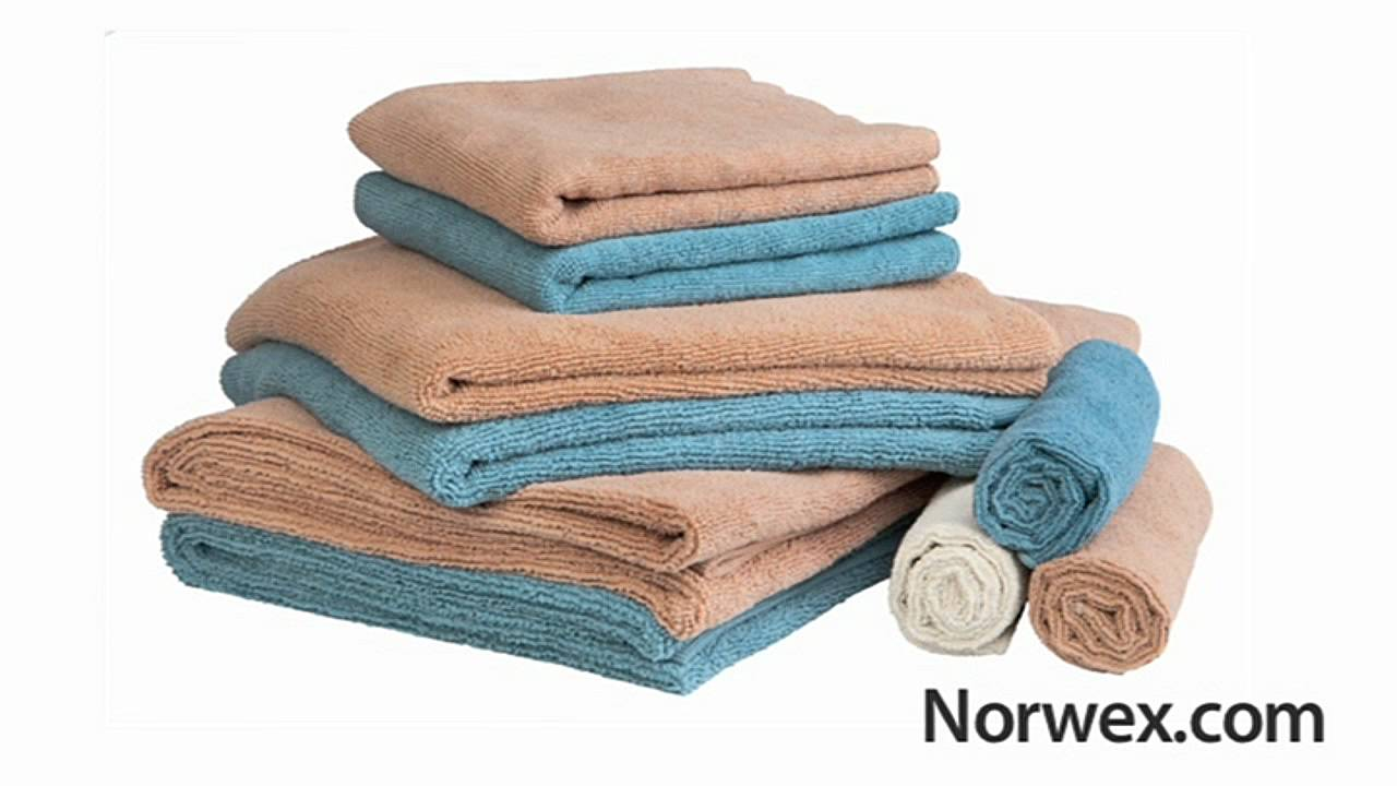 Norwex Kitchen And Bath Towels